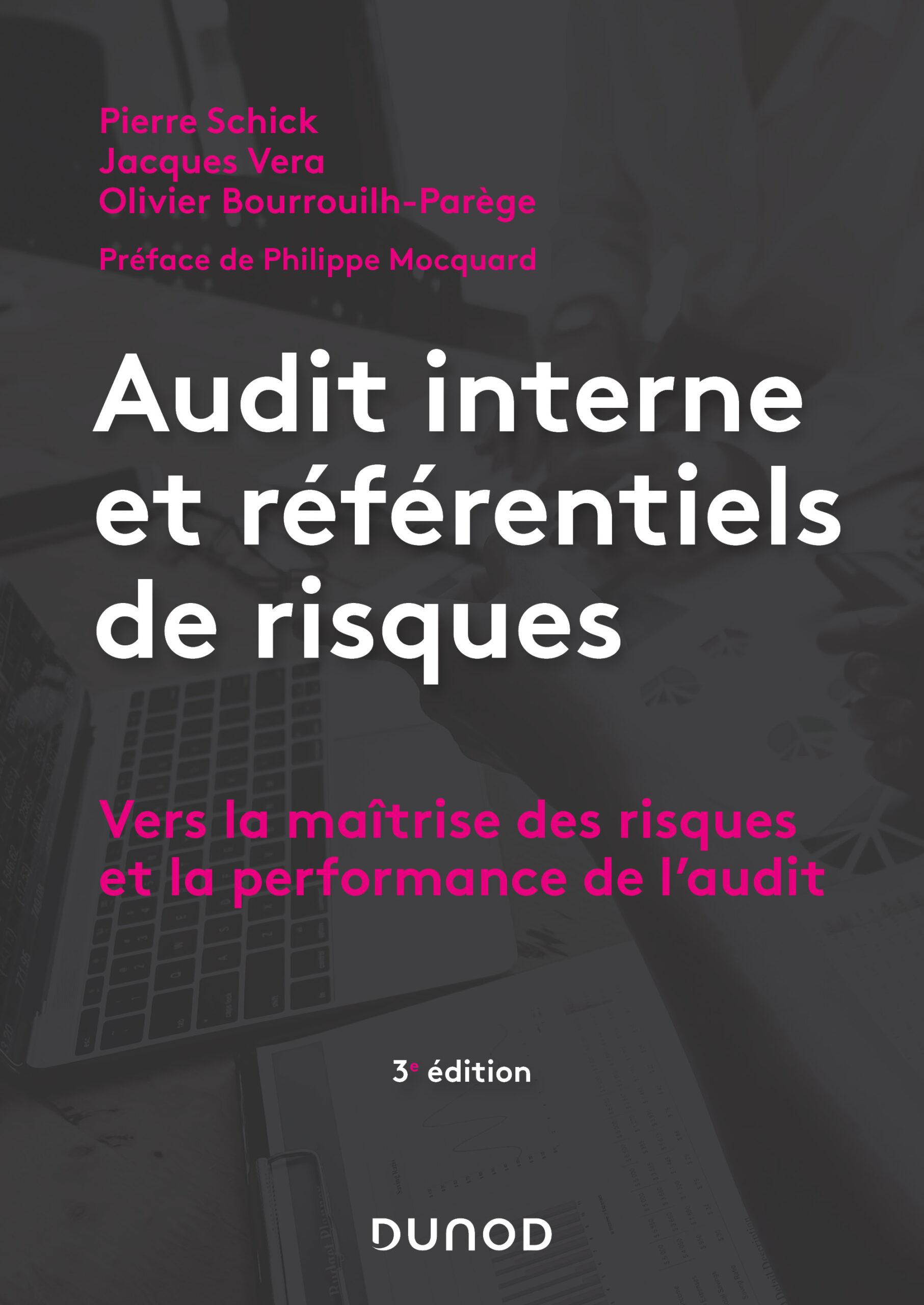 Audit interne , référentiels métiers risque