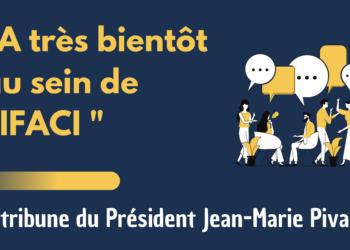 image 5 questions à Bertrand Pigeant, nouveau Président de l'IFACI